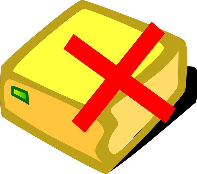vrácení balíčku