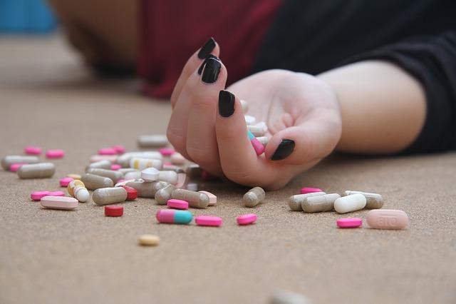 předávkování léky