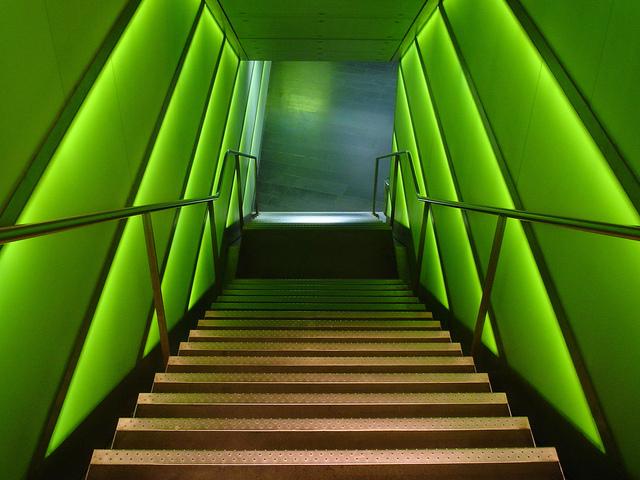 Moderně pojaté schodiště