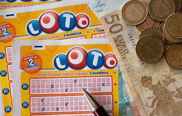 Šance, peníze, loterie