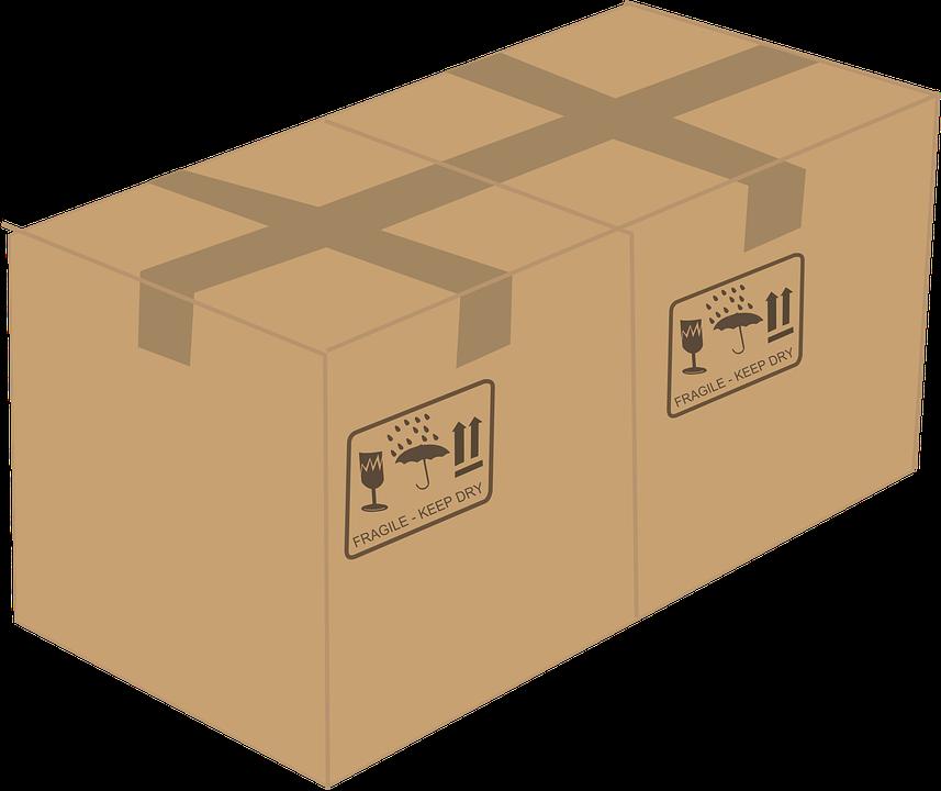 lepenkové krabice