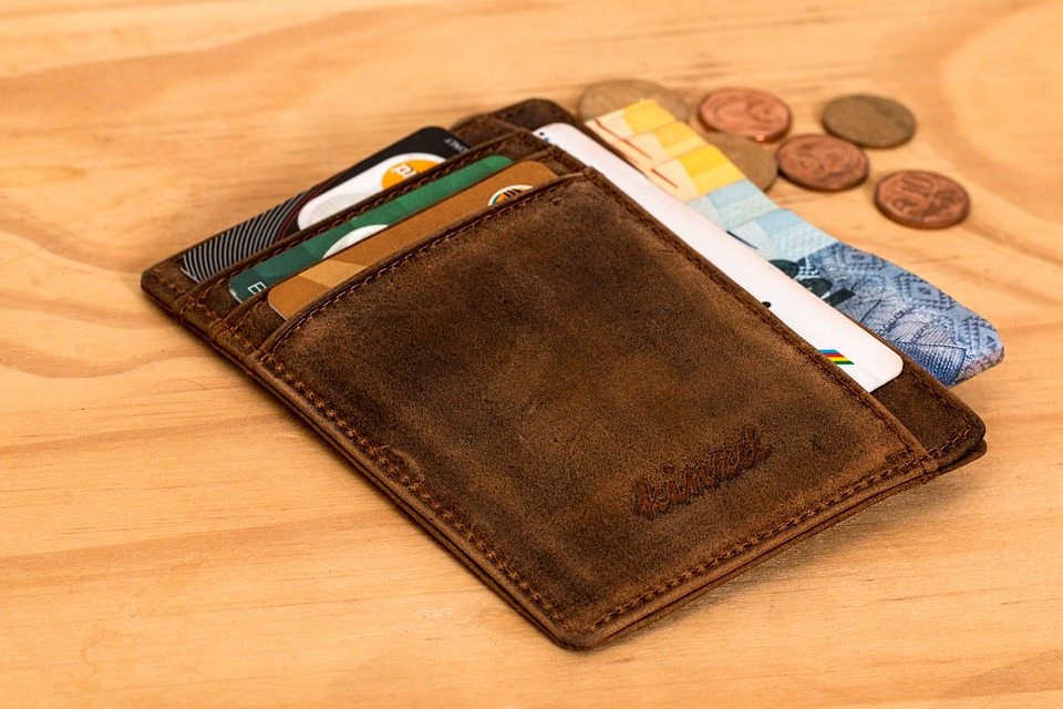 peněženka JAR