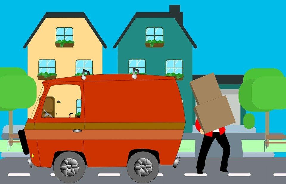 proces stěhování